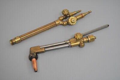 Victor Cutting Attachment Welding Torch Handle Set Ca2460 Hd 310c W Welder Tip