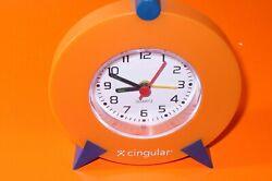 CINGULAR ANALOG ALARM CLOCK