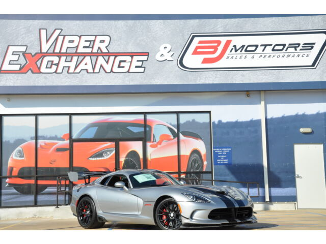 Image 1 of Dodge: Viper ACR Silver…