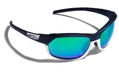 NEW Smith Pivlock Overdrive Sunglasses-Black White-2 Lenses-SAME DAY SHIPPING!