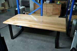 Messmate 2.1m Dining Table in good condition