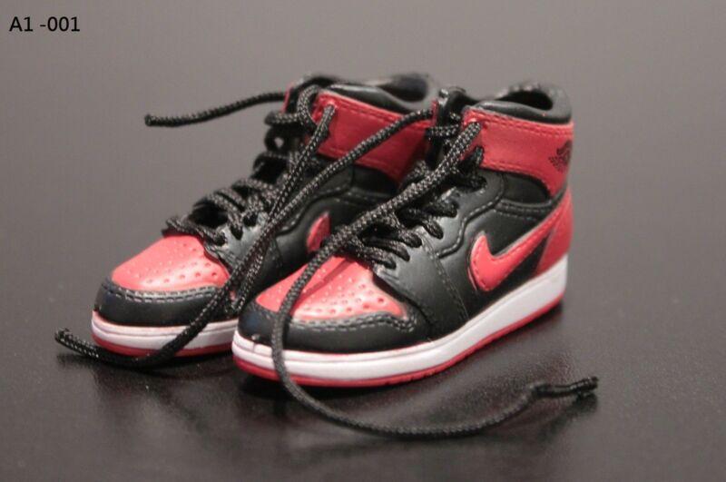A11-002 concord custom basketball shoes for 1//6 figure @ enterbay michael jordan