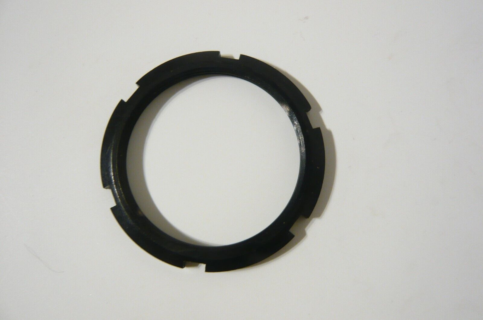 Shimano Dura Ace 7400 Italian 36 x 24 thread bottom bracket lockring