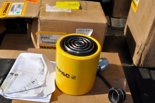 ENERPAC RCS302 30 TON HYDRAULIC CYLINDER NEW