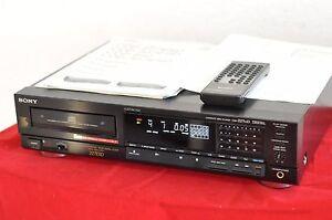 Sony CDP-227 ESD DIGITAL Cd-Player TOP