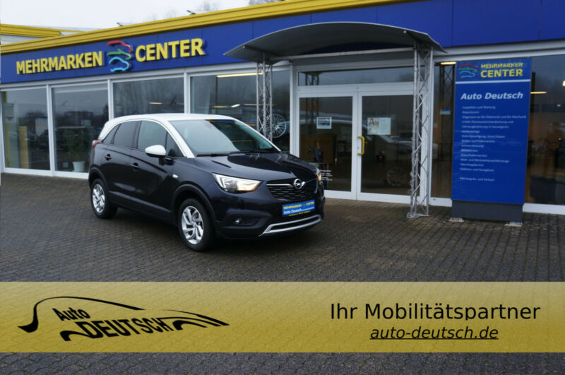 Opel Crossland X Innovation 1.2T - AT6*P&Go*SHz*Navi
