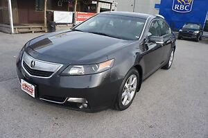 2012 Acura TL TECH PKG | NAVI | BACKUP CAM  | LEATHER | SUNROOF