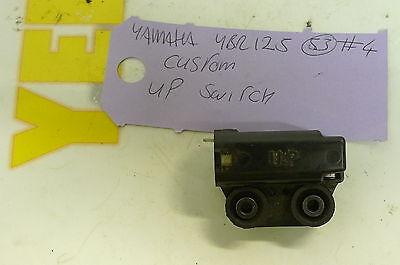 <em>YAMAHA</em> YBR125 CUSTOM BREAKING UP SWITCH  4 CON D