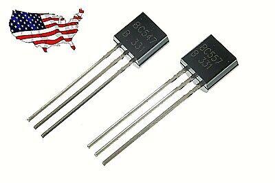 Bc547 Bc557b 5 Pair Transistor - From Usa