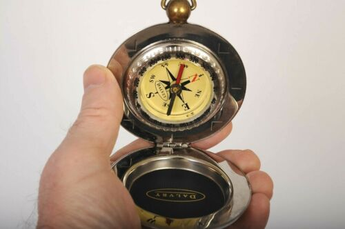 Fathers Day Gift. Camping, Hunting, Compass! Dalvey