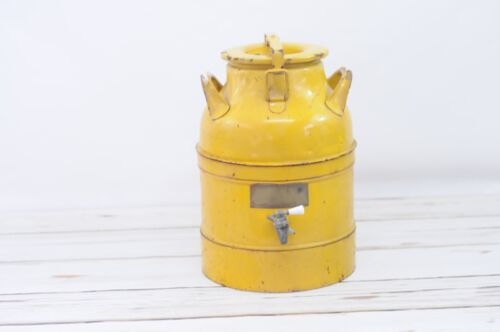 Vintage AerVoid Thermal Dispenser 3 Gallon Steel Thermos Vacuum Can