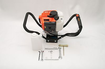 ToolTuff 1 Person 43cc 2-Cycle Gas Engine Earth Auger Powerhead