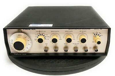 Wavetek Model 180 Sweep Function Generator