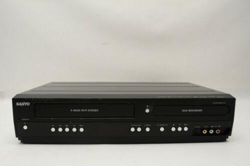 Sanyo DVD Recorder VCR Combo  FWZV475F 2 Way Dubbing Transfer VHS To DVD