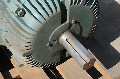 Reliance Electric Duty Master 150hp Ac Motor New 445t Frame Std Efficient