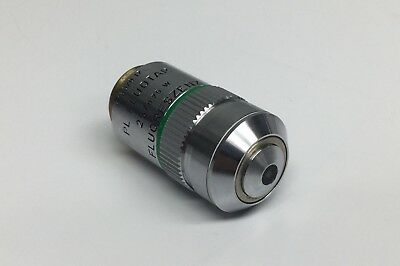 Leitz Pl Fluotar 25x0.75w Fluoreszenz Objective 518038