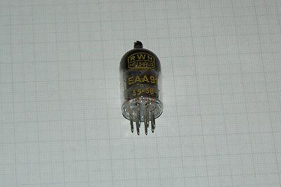 EAA 91, Gleichrichterröhre