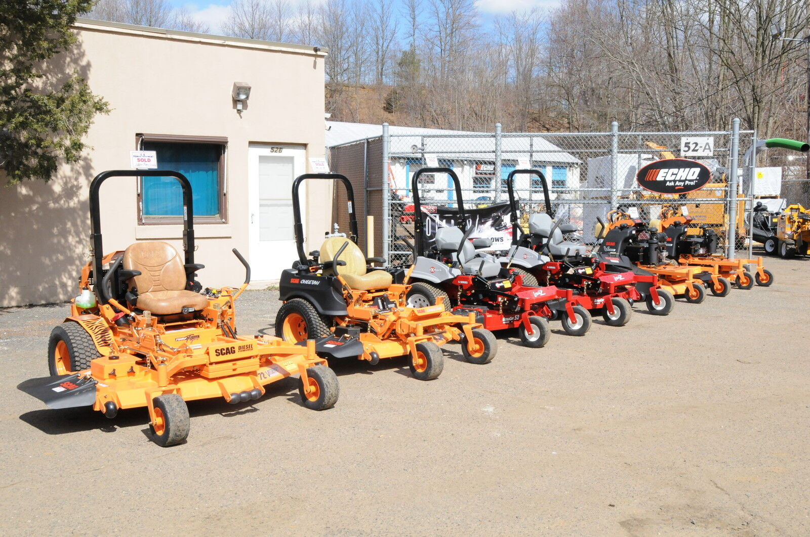 CA Power Equipment