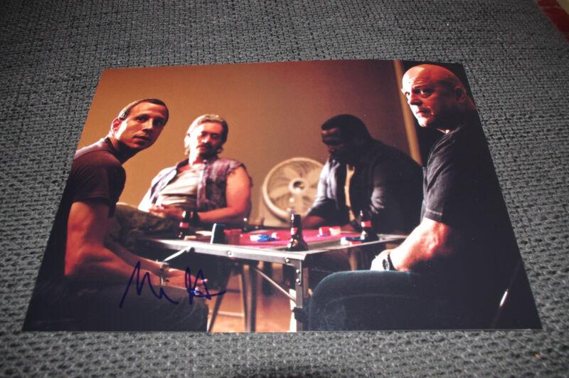 "MICAH HAUPTMAN signed 8x11 ""PARKER"" Photo InPerson 2015 in Berlin JASON STATHAM"