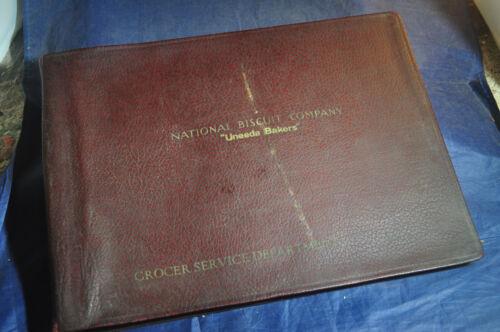 1933 *RARE* UNEEDA BAKERS Customer Built Bakery Dept for Your Store NABISCO