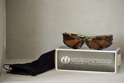 Electric Visual Evolution Sonnenbrille - Mod: Circuit Gloss Tortoise / Amber NEU