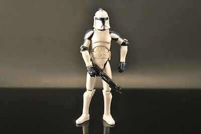 Star Wars The Clone Wars - 501st Clone Trooper CW Walmart Exclusive