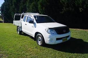 2010 Toyota Hilux SR SPACE CAB Ute South Windsor Hawkesbury Area Preview