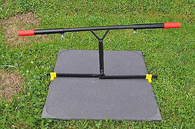 Plattenheber II, Plattenträger extra langer Griff,Bordsteintragezange