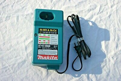 Makita DC1801 Battery Charger Ni-Mh Ni-Cd 7.2-18V  Excellent for sale  Shipping to India