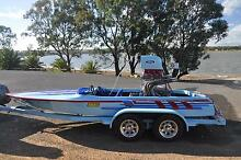 Cole Runner Bottom 17' Fast Ski Boat American Built Lalor Whittlesea Area Preview