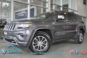 2014 Jeep Grand Cherokee Overland *ECODIESEL*TOIT PANO*CUIR*MAGS