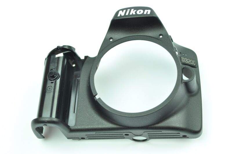 Nikon D3200 Front Cover Replacement Repair Part NEW DH5515
