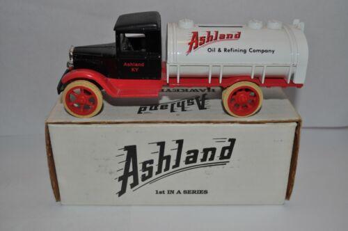 Ertl Bank Ashland Oil Company 1931 Hawkeye Tanker - 1992 - New in Box