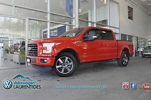 2016 Ford F-150 FX4*ECOBOOST*4X4*CAMERA DE RECULE*BLUETOOTH*