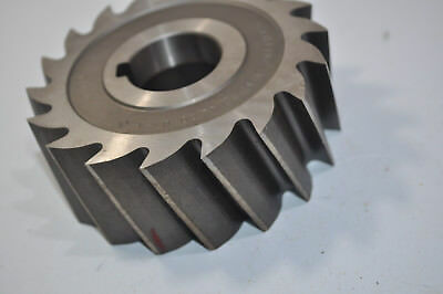 Rare Cleveland Twist Drill Slitting Slotting Saw Blade Thick 4 X 1-12 X 1-14