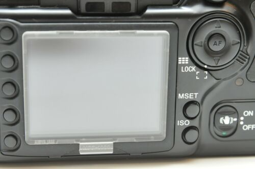 Genuine MINOLTA a7 MPP 1000 OEM Screen Protector LCD Cover for MINOLTA a7 α7