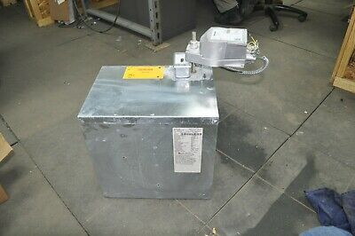 Greenheck Control Damper 16 X 12 Honeywell Ms4104f1210 Direct Coupled Actuator