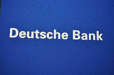 Deutsche Bank   Mouse Pad   Very Rare   Authentic   Brand New