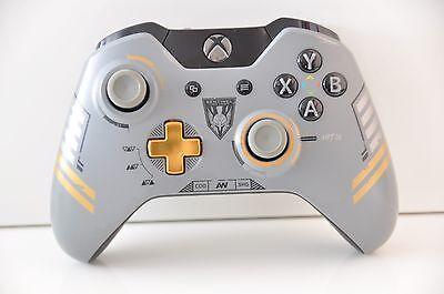 Official Microsoft Xbox One Wireless Controller Advanced Warfare Edition