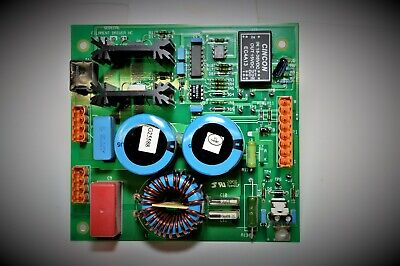 X-ray Pcb Sedecal A3004 Filament Driver Used In Veterinary Generator