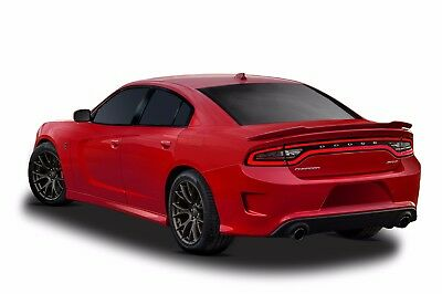 "Spoiler PAINTED ""HELLCAT"" Wing For: DODGE CHARGER 2014-2018"