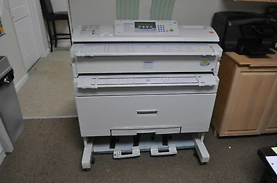Wide Format Printercopierscanner Gestetner A045