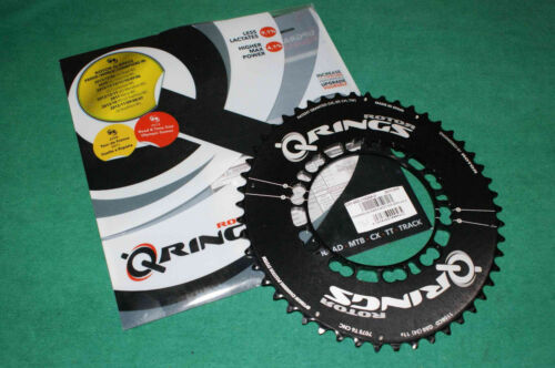 Rotor Q50At chainring oval NEW 110x5