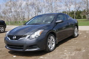 2010 NISSAN ALTIMA COUPE 2.5S 6SPEED