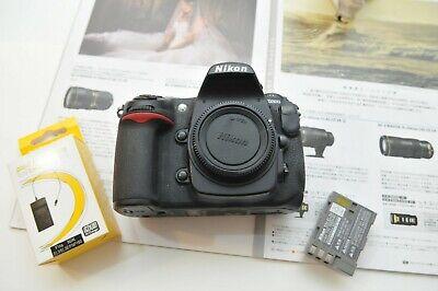 Nikon USA D300 12.3 megapixel DX format CMOS sensor Body SC43909 segunda mano  Embacar hacia Mexico