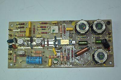 Vintage Bosch Cnc Machinist Program Control Circuit Board Pcb - 031692-2027