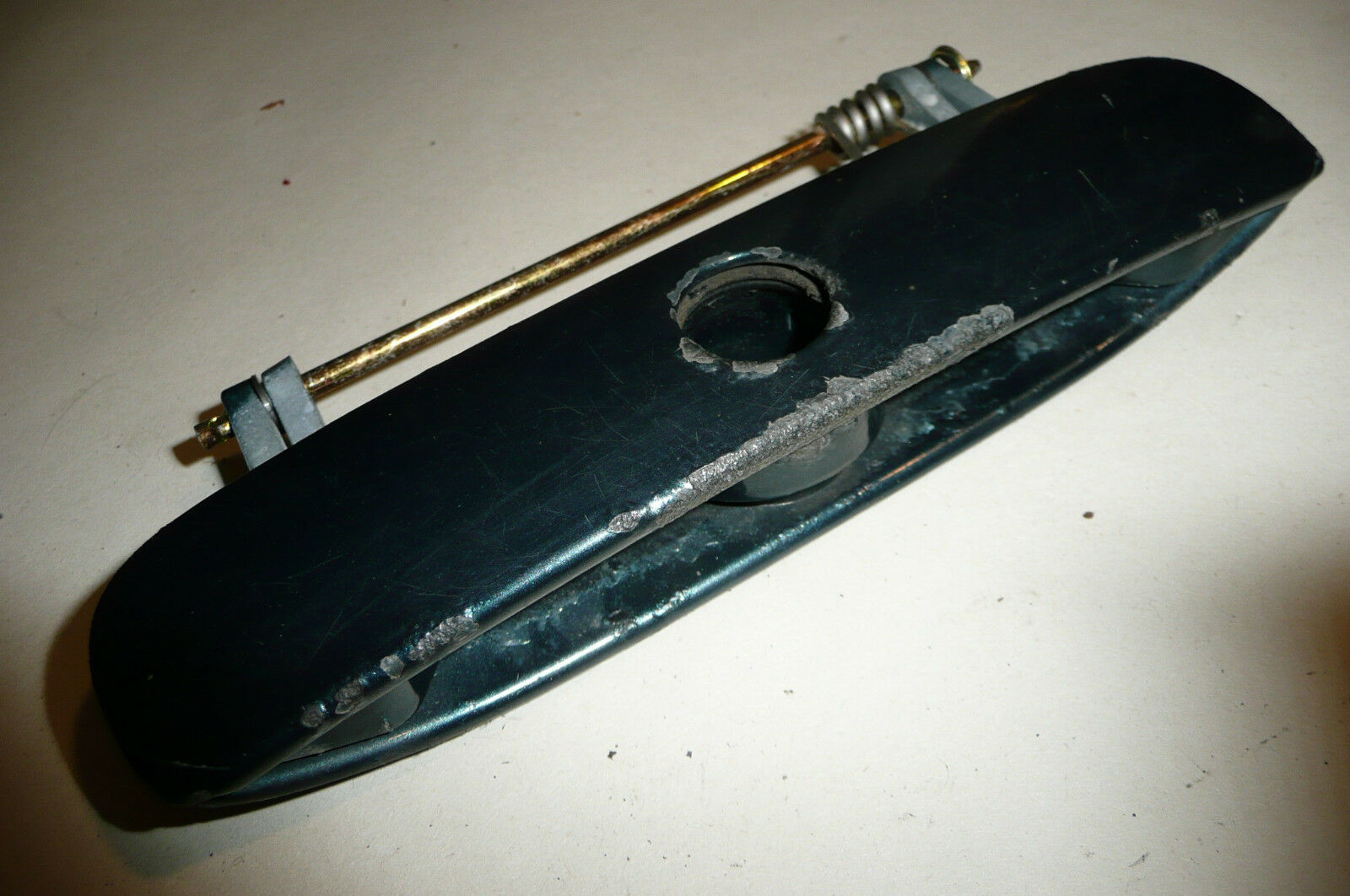 Volkswagen VW Polo MK4 2002  - Rear Tailgate Exterior Handle