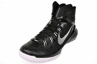 buy popular 07230 4dbaa ... 653483 001 NEW Nike Men s Hyperdunk 2014 TB Basketball Shoes Black    Silver 653483 001 NEW Nike Men s Hyperdunk 2014 TB Basketball Shoes Black    Silver ...