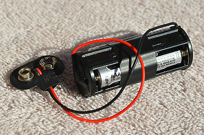 New AAA Converter w/ Batteries for Polaroid Cameras 100 101 102 230 240 250 340