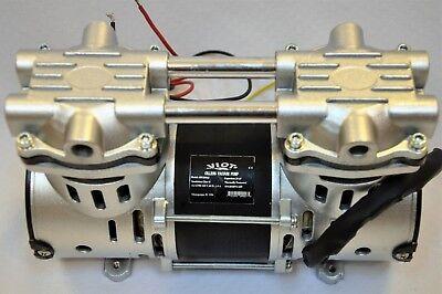Dry Run Twin Piston Oil-less Vacuum Pumpo2 Concentrator Compressor Replacement